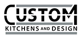 Custom Kitchens and Design Sticky Logo